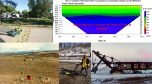 Find Geophysical Applications or a Geophysics Survey